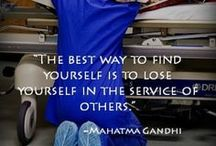 Nursing Inspiration / Your daily dose of work and study inspiration.