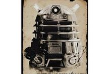 Doctor Who Posters / Our best selling Doctor Who posters! All available framed and laminated.