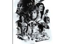 Star Wars Posters / May the force be with you! Here are some of our Star Wars posters.