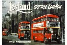 Retro Transport Posters / A selection of vintage transport