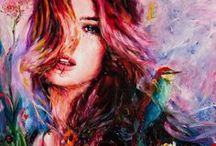 Art inspirtation / by Ashley Guay