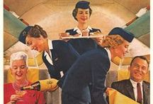 VINTAGE VACATIONING / Posters/ Postcards and Travel Art from the time when travel was glamorous.  Enjoy the look back!