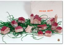 Miniature Houses / Miniature  Houses for decoration or/and play!