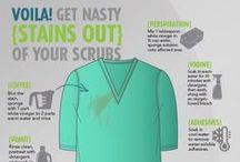 Nursing Hacks / Tips and tricks to make your job - and life - easier.