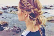 Hair. / Hair Styles; How to's.