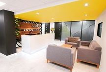 Amarelle's Projects / workplace design and Office Fit Out projects