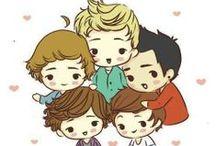 One Direction / Boyband? Sim, a maior do mundo.