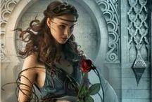 Character Inspiration: Ladies / Story Inhabitants