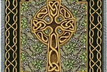 Celtic / This dweller of a Celtic forest loves her some Celtic beauty and mystery.