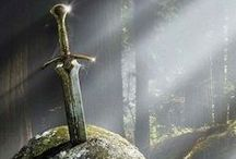 Arthurian Legend / Because King Arthur. That is all.