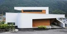 Modern Architecture / Inspiration Modern architecture Housing Building