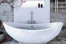 gorgeous bathtub / Ciepła kąpiel pomaga ukoić napięte nerwy! /// A warm bath can help relax tensed nerves!