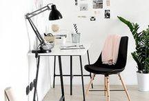 office/study room / Miejsce naszej pracy oraz kreatywnego myślenia... czasami ucieczki od męczącej rzeczywistości. /// Place of our work and creative thinking... sometimes escape from the oppressive reality.