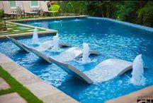 outdoor swimming pool / Idealne miejsce na letnie popołudnia spędzone z rodziną lub przyjaciółmi! /// The perfect place for summer afternoons spent with family or friends!
