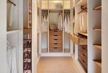 walk-in closet / Ulubione miejsce każdej kobiety... /// Favorite place of every woman...