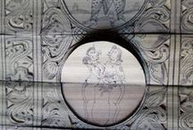Odisha pattachitra paintings