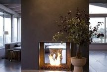 fireplace / Nie ma nic lepszego podczas zimowych wieczorów od relaksu przy kominku... /// There is nothing better during winter evenings than relax by the fireplace...