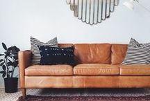 perfect couch / Narożna, duża, skórzana, czarna czy zwykła sofa z beżową materiałową tapicerką? Wyborów jest wiele - każdy znajdzie coś dla siebie. /// Corner, big, leather, black or simple sofa, padding made of beige fabric? So many choices - everyone will find something for themselves.