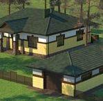 Четырёхкомнатный одноэтажный жилой дом в Белгороде