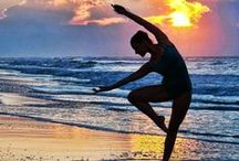 DANCE / ☮ Beautiful strong, clean lines created by the human body ☮