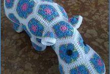 Crochet / My crochet work