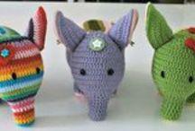 Crochet / Free patterns/tutorials