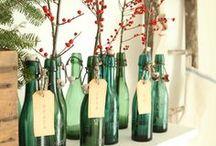 December- Home Design & Cut Flowers