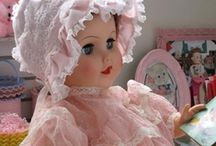 Antique, vintage dolls / by Glenda (Higa) Worne