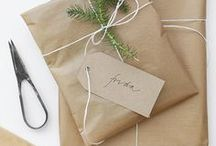Gift wrapping & decorating