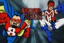 American Pickers- Mike, Frank & Danielle / by Glenda (Higa) Worne
