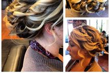 Hair At Salon Method. / Hair by yours truly.