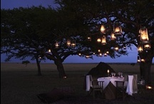 African Romance: Weddings & Honeymoons / Romance can be found all over Africa