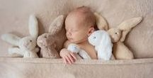 Newborn photography inspiration / Newborn photography
