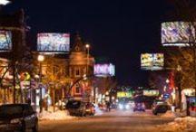 Colorful Urban Design / Bring joy wth colors in public places