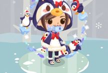 LINE PLAY / About my LINE PLAY (Silvie Marková)