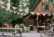 WEDDING IDEAS / I'm currently planning my wedding. This is my bohemian inspiration.