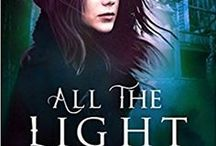 Book 3: All the Light There Is / Dream casting and other inspiration for ALL THE LIGHT THERE IS (The Healing Edge, Book 3), the final book in this paranormal romance suspense series.