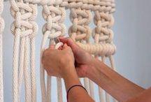 macrame / touw knopen