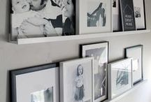 Photo decor idea