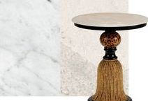 Faux Finishes - One of Elle Decor's 2017 Trends / With Faux Finishes being one of Elle Decor's Design Trends for 2017, here are a few examples of faux finishes from Chelsea House.