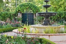 Fabulous Fountains & Urns / by Peggy Hansen