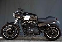 Cafe Racer / Seleção de motos cafe racer encontradas pela net, para inspirar modificação na suzuki intruder 125