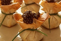 Crowd Pleasing Starters / by Peggy Hansen