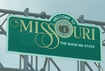 "My Home State of Missouri / Missouri gets its name from a tribe of Sioux Indians of the state called the Missouris. The word ""Missouri"" often is construed to mean ""muddy water"" but the Smithsonian Institution Bureau of American Ethnology has stated it means ""town of the large canoes.""  To learn about those that have called Missouri home, historical or other interesting items visit my boards entitled ""Once a Missourian""\""Missouri Trivia""\ ""Missouri's Past"" \""Missouri Abandoned""\""Missouri Living"" and ""The Gateway Arch"".   / by Rita Stebbing"