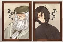 Harry Potter fan arts
