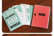 Fathers Day Craft and Gift ideas / Things for the kids to make for Fathers Day