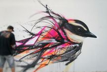 Street Art / Art is expression.. / by Gabriela Scheidegger