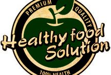 Healthy Food Solution / Natural recipes, remedies and foods that help your body to be healthy.