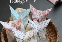Craft ideas / Loads of different hand made ideas