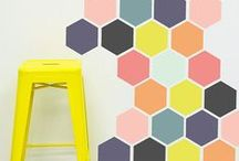 Colour inspo! / Beautiful colour schemes inspired from products, patterns and objects!